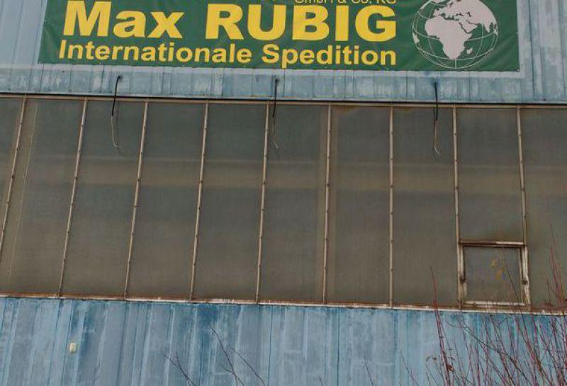 Lager von Max Rübig Internationale Spedition