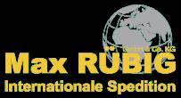 Logo Max Rübig Internationale Spedition